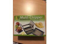 Multi-chipper