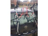 Halfords bike rack