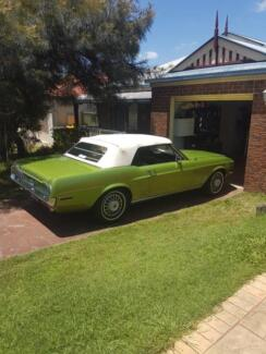 1968 Mustang Convertible  Forest Lake Brisbane South West Preview