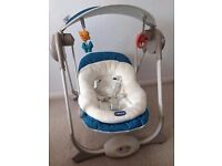 Chicco Baby Polly Swing £25