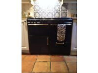 Electric 100cm Stoves Range COoker