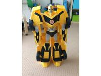 Super Bumblebee Transformers toy
