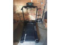 V-Fit treadmill / running machine