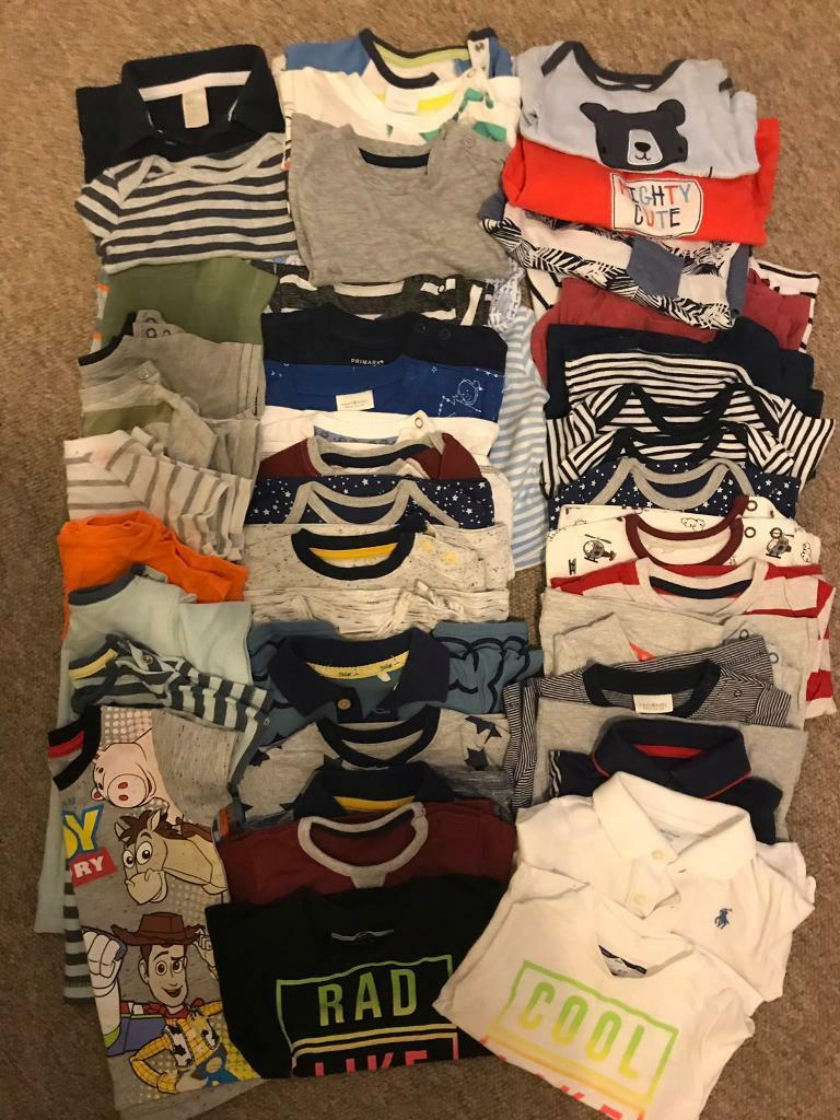 ad9b4e888 Job Lot - Baby Boy Clothes Newborn - 6-9 Months