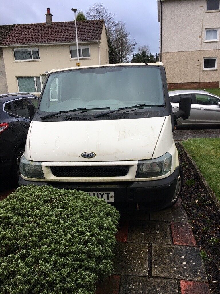 6c0f8a95bc Ford transit van 2.0 diesel for engine
