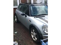 Mini Cooper 1.6 2002 Breaking All Parts Available R50