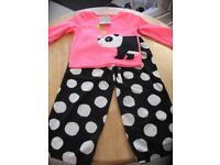 Carters pyjama sets age 3 years
