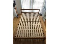 MUJI Double Bed