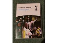 Tottenham Hotspur 2009/2010 Season Review DVD