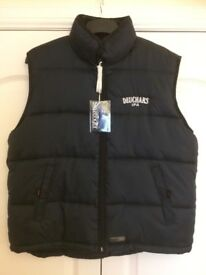 BNWT Men's Slazenger 'Deuchars IPA' Body Warmer