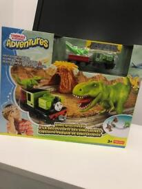 Thomas and friends Dino discovery