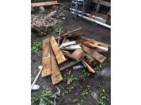 Free FIREWOOD - PENDING COLLECTION