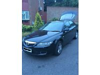 Mazda 6 2007 TS 1900cc Family Car, 12-months MOT, New Tyres & Very Reliable