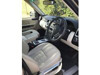 Approved Range Rover Vogue 4.4l tde s with 3 year warranty