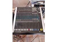 Soundcraft M12 Mixer