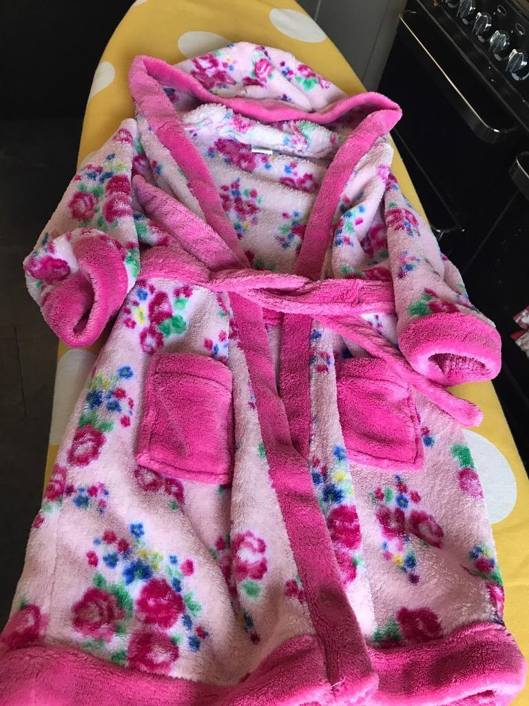 Girls 18-24 month dressing gown/bath robe | in Cherry Willingham ...