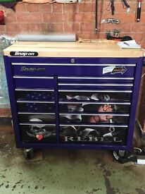 Limited Edition Snap On Tool Box