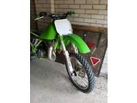 Kx 125 1989 evo
