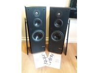 Infinty RS4 floorstanding speakers pair ex cond A1!!