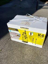 Karcher K4 High Pressure washer. Never used.