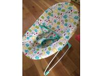 Baby bouncer- Bright Starts