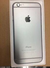 SALE!!! Apple iPhone 6 - 64 GB, Space Grey / Silver / BOXED / Unlocked / Limited Warranty