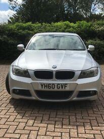 BMW 3 SERIES 320d [184] M Sport 4dr 2.0