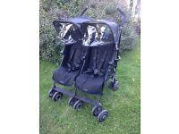 Maclaren double buggy - Good condition