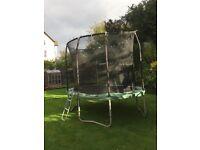 8'x 11.5' jumpking trampoline