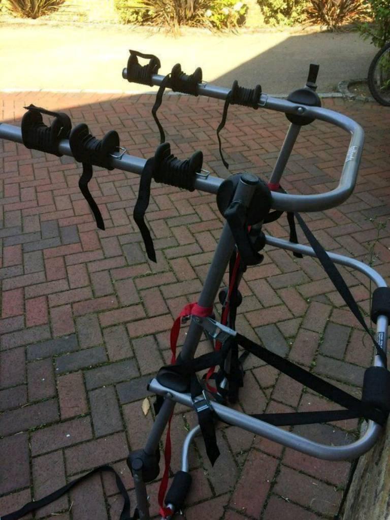 Sold Bike 3 bike rack halfords   in Newcastle, Tyne and Wear   Gumtree