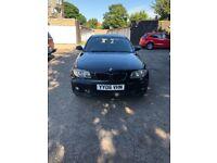 BMW 1 Series 118i (2L) SE, Black Automatic, 5 Doors, Service history