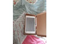 Brand new galaxy tab a tablet 8gb in white