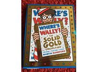 Where's Wally - The Solid Gold Collection X6 - Retails At £25.00.