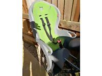 Hamax Rear Child Bike Seat - Used