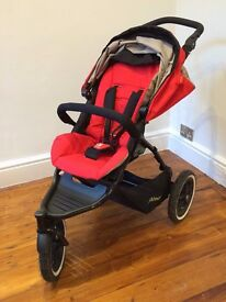 Phil & Teds Navigator double buggy