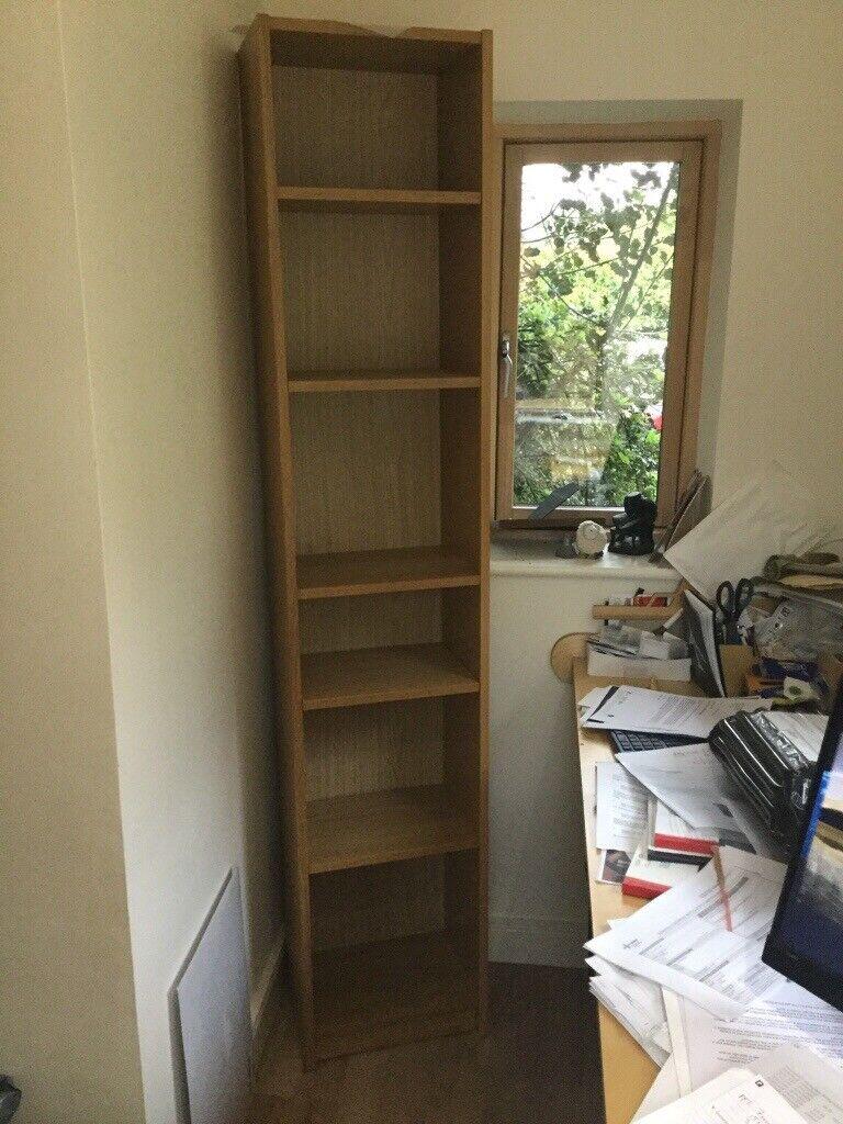Ikea Billy Bookcase Oak Veneer In Banbury Oxfordshire