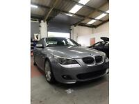 BMW 535D 123k 55 plate. New turbos, new ccc, new tyres.