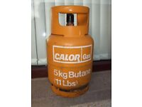 Caravan / Motorhome 5 kg gas bottle