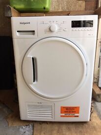 BRAND NEW - Hotpoint Condenser Tumble Dryer - with 10 year guarantee!!