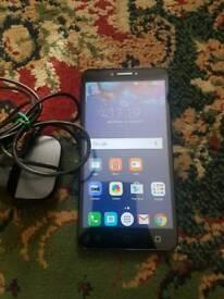 "Alcatel pixi 4 6"" 9001x mobile phone 16gb 8mp wifi Tesco"