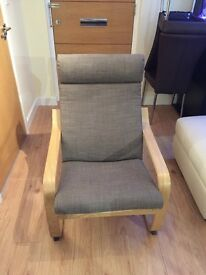 Ikea Armchair - very comfortable and hardly used
