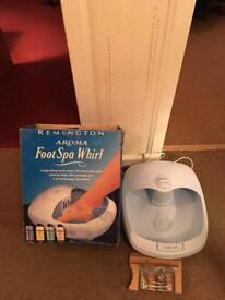 New Aroma foot spa whirl