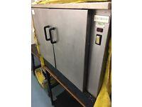 Double door plate warmer for sale