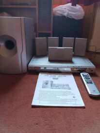 Lenoxx Sound DVD Home Theatre - Dolby 5.1 System