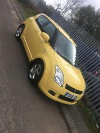 Suzuki Swift 1.5Glx 5 door