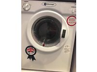 **Brand New** White knight C38AW vented tumble dryer