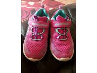 Girl sketchers size 9
