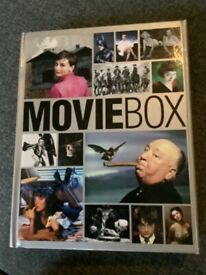 MovieBox Photobook - A History of Cinema In Pictures
