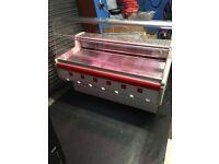 Display fridge fryer cooker catering equipment