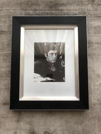 Al Pacino Wall Frame